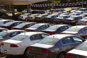 Les ventes automobiles au beau fixe au pays