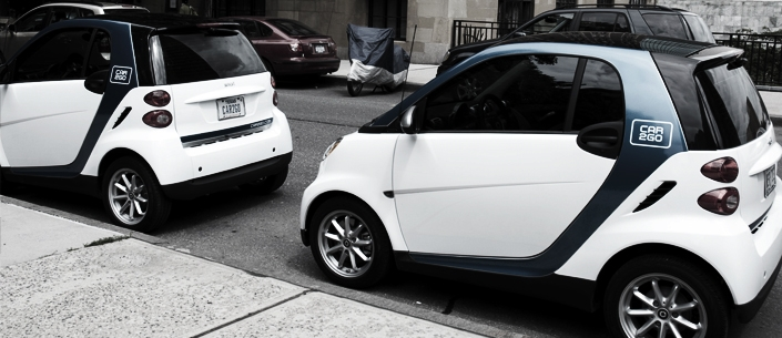 Bientôt des autos en libre-service à Montréal?