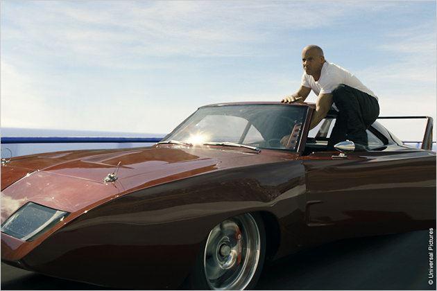 Rapides, dangereuses et magnifiques : les stars motorisées de Fast and Furious 6