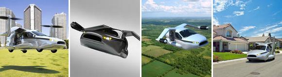 Une voiture volante d'ici 2025?