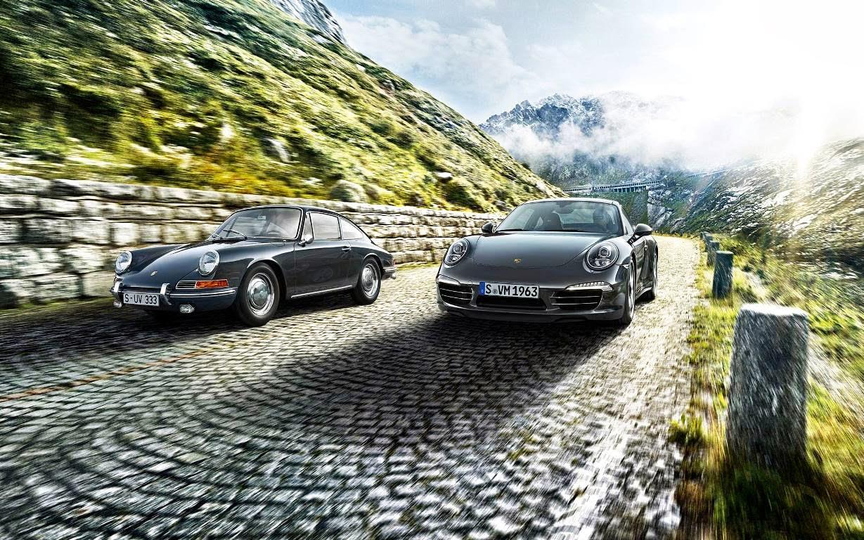 La Porsche 911 fête son jubilé avec une édition exclusive