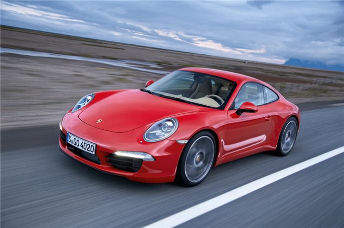 Qualité initiale: Porsche en tête du classement de J.D. Power