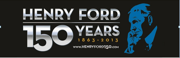 Les 150 ans d'Henry Ford