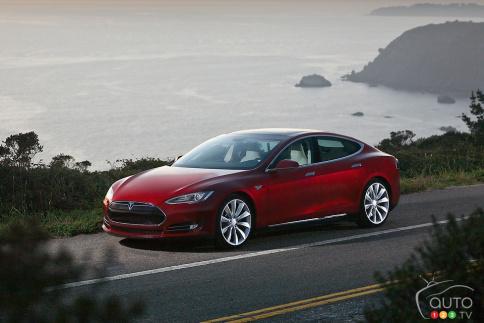 Sécurité au volant: Tesla écrase sa compétition
