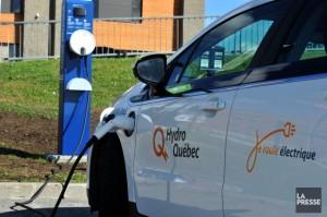 La voiture électrique fait son chemin au Québec