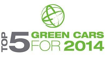 Les finalistes du Prix de la Voiture verte de l'année 2014 enfin dévoilés!
