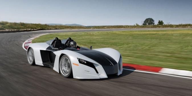 MK5: Une super voiture fabriquée au Canada