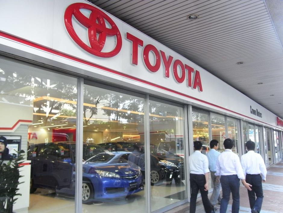 Perception des marques : Toyota et Ford dominent le classement