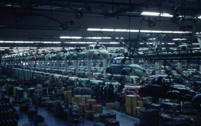 Volkswagen fête ses 50 ans en sol américain!