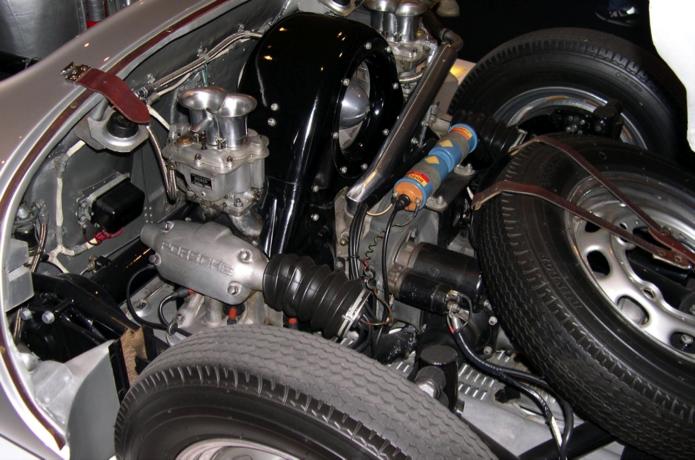 Le retour des quatre cylindres chez Porsche