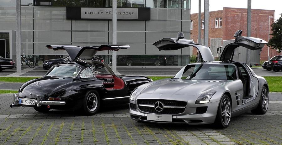 Retour en arrière : les plus belles voitures d'époque