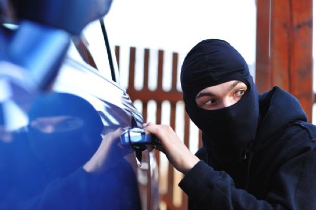 Le top 5 des automobiles les plus volées