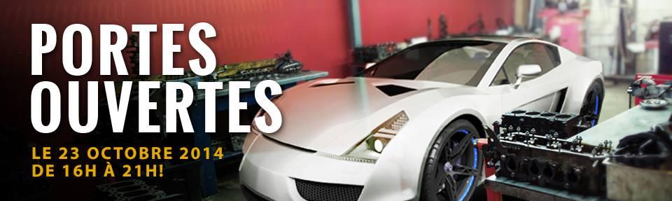 Journée Portes Ouvertes : célébrons ensemble le 10ième anniversaire de l'École de l'Automobile