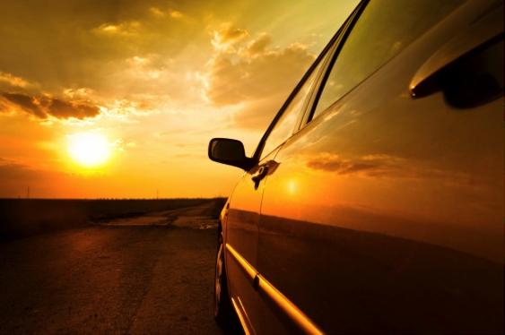 Les voitures et l'énergie solaire