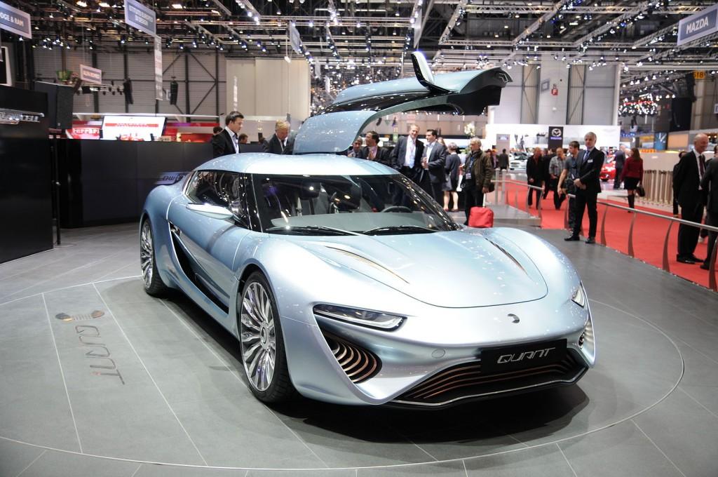 L'e-Sportlimousine, une voiture révolutionnaire