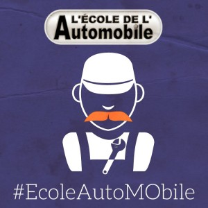 L'École Automobile rallie le mouvement Movember !