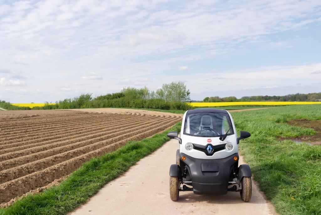 Renault Twizy: l'espoir d'un retour du losange au Canada