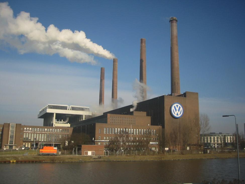 Volkswagen au top des ventes