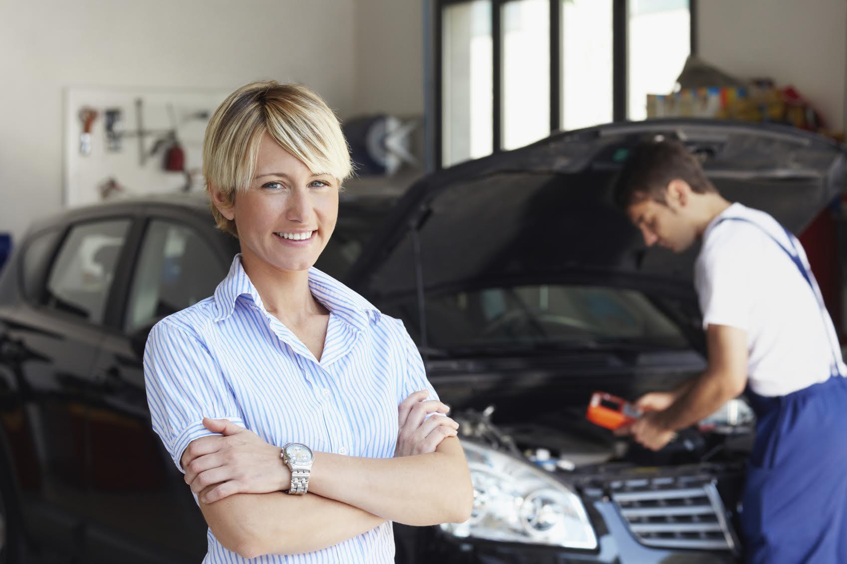 conseillère service auto