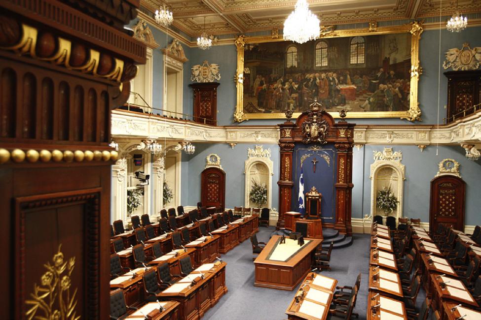 L'École de l'Automobile et Toyota Montréal-Nord à l'Assemblée nationale du Québec!