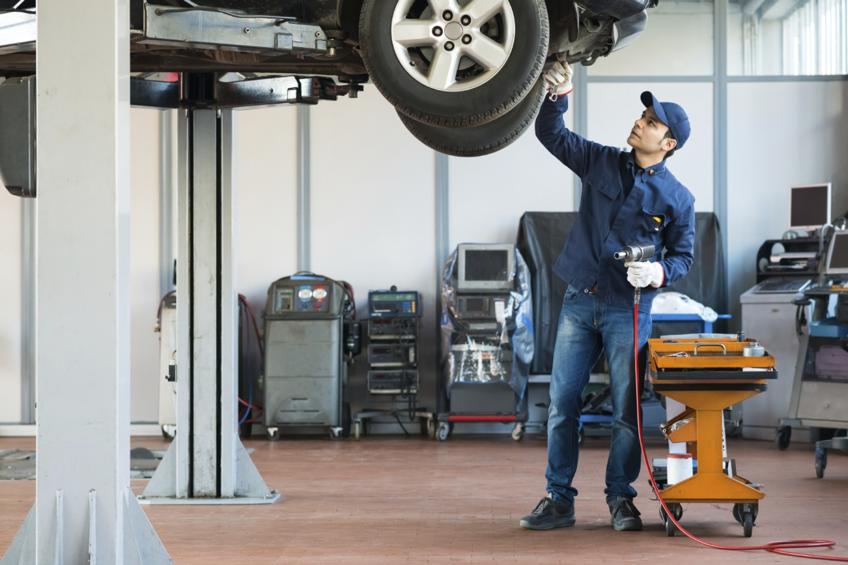 Conseillers en carrosserie: guide pour éviter de briser les capteurs