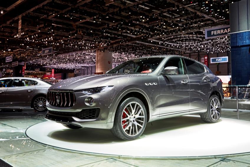À la découverte du VUS Maserati Levante pour les étudiants en mécanique automobile