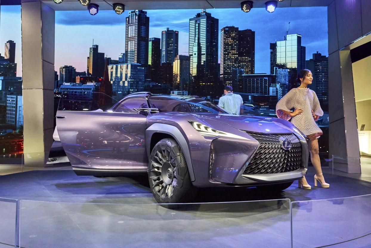 Lexus UX Concept: ce que les passionnés de mécanique doivent savoir sur ce luxueux VUS