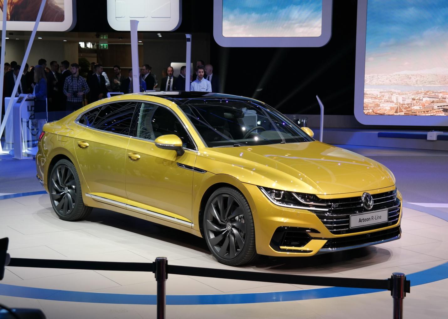 À la découverte de la Volkswagen Arteon pour les étudiants en mécanique auto