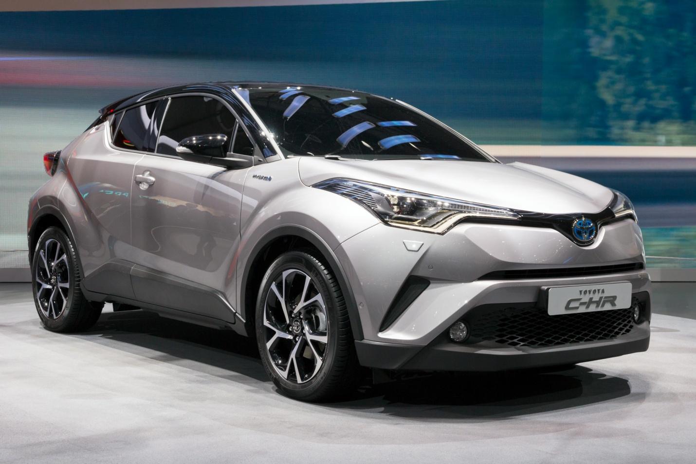 Toyota C-HR: un VUS sous-compact audacieux à découvrir pour les étudiants en école de mécanique