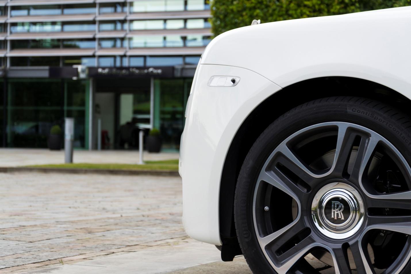 Tout ce qu'il faut savoir sur la nouvelle Rolls-Royce Phantom 2018