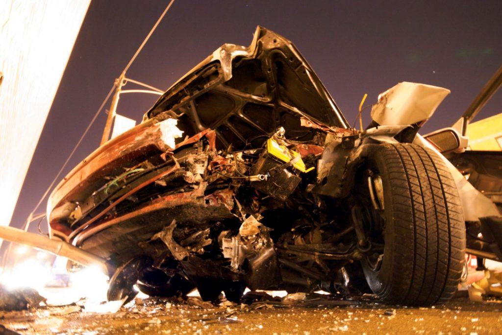 Perte totale estimation dommages auto
