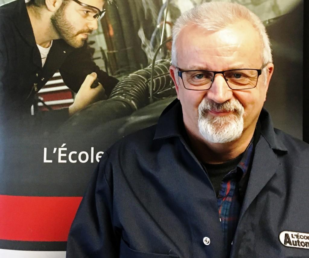 Lumière sur les instructeurs de L'École de L'Automobile : entrevue avec Danny Bourdeau