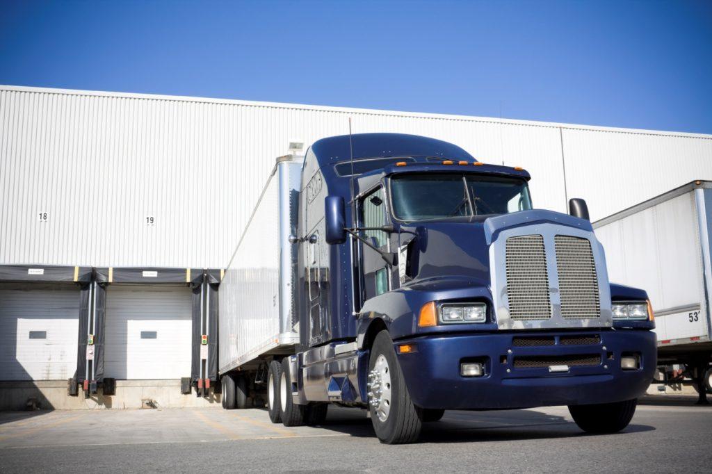 carrière dans l'industrie du transport routier