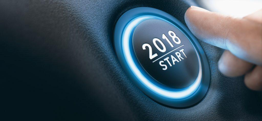 Regard sur les tendances qui marqueront l'année 2018 dans l'industrie automobile