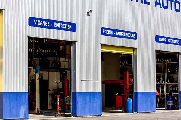 Guide pour prévenir les risques d'interruption de services en atelier de mécanique auto