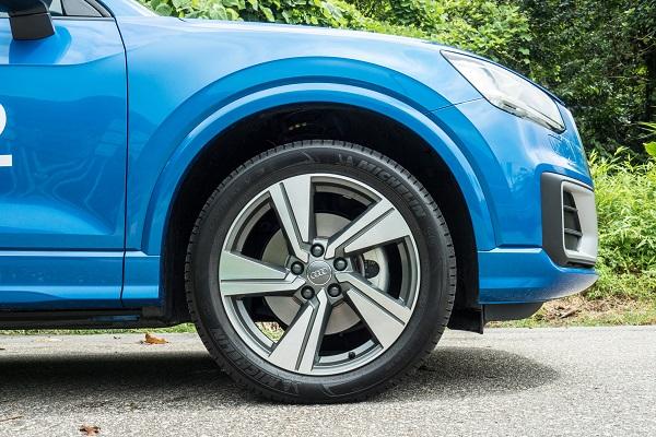 Pleins feux sur le nouveau Q8 de Audi