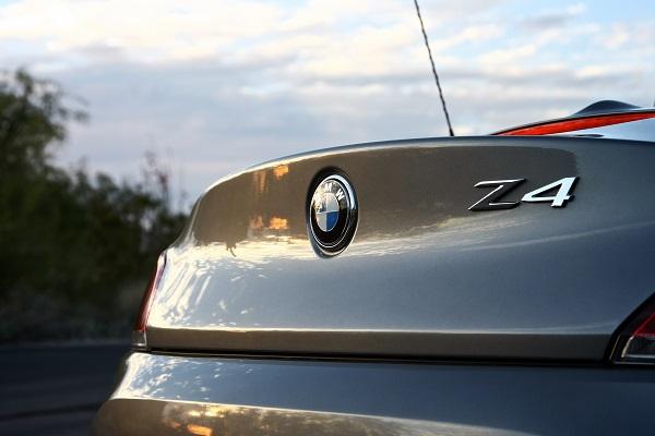 Étudiants de l'École de l'Automobile, découvrez la BMW Z4