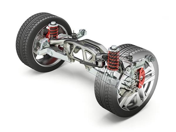 La suspension électronique: une technologie de plus en plus populaire