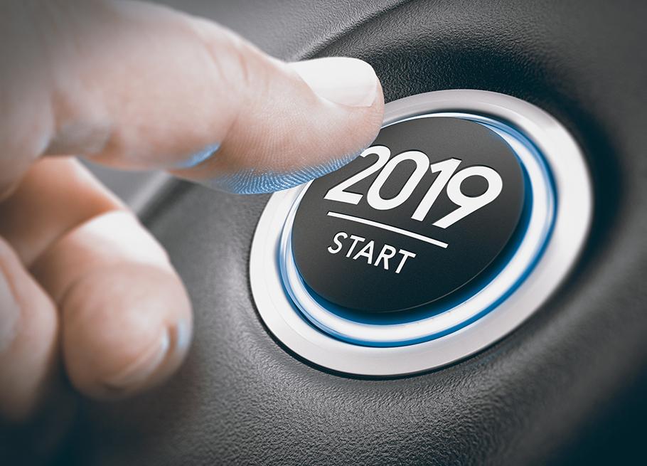 Ce que nous réserve l'industrie automobile en 2019