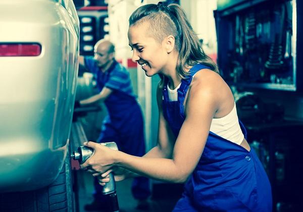 Mécanicien: un métier qui se conjugue au féminin!