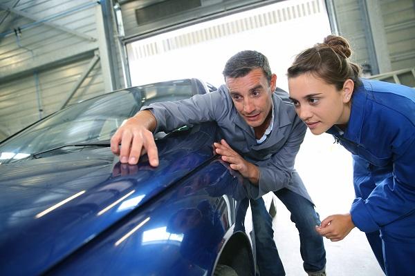 Coup d'œil sur la composition des carrosseries automobiles