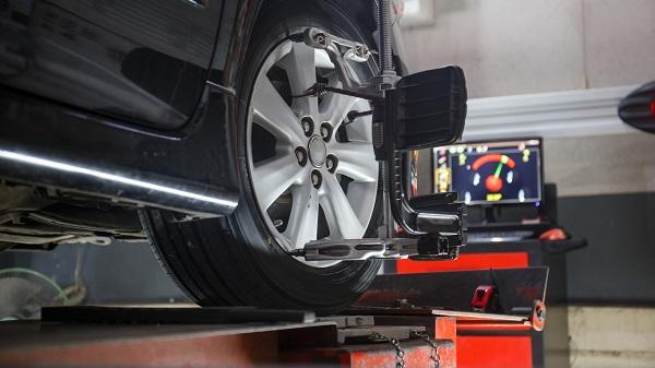 Alignement des roues : à la découverte du système Quick Check Drive