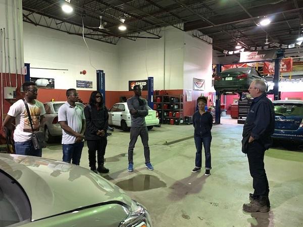 L'École de L'Automobile: un centre de formation qui s'est forgé une solide réputation dans l'industrie automobile
