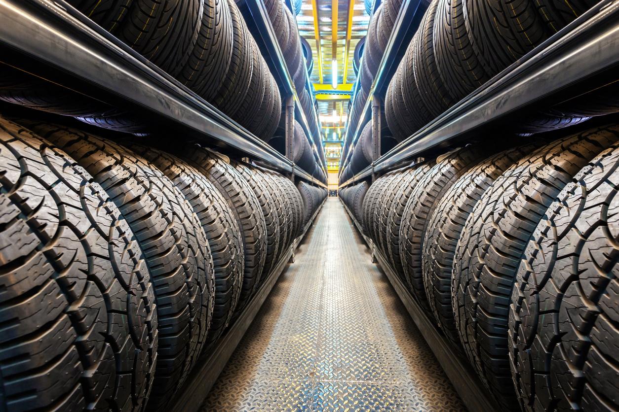 Tour d'horizon des conditions optimales pour entreposer des pneus
